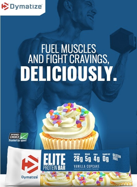 Dymatize Elite Protein Bar
