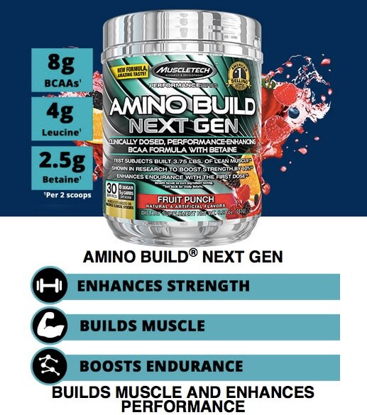 Jual Amino Build Nextgen