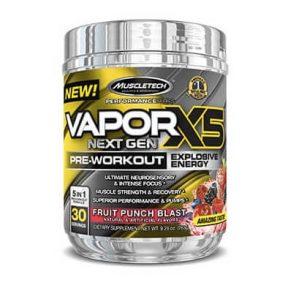 Jual Pre Workout Vapor X5