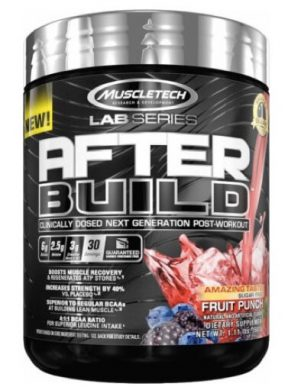 Suplemen Muscletech After Build