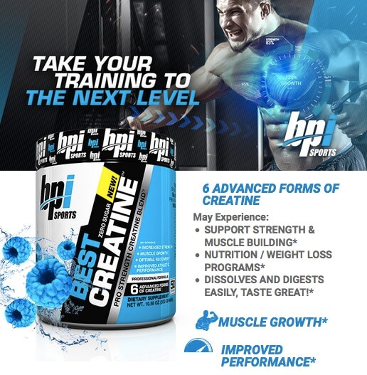 Jual BPI Best Creatine