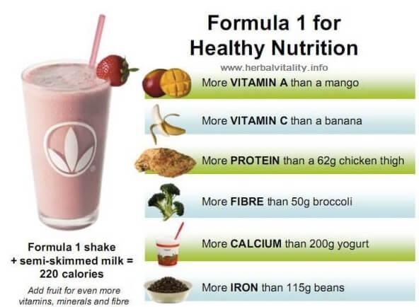 Jual Herbalife Shake Diet Sehat