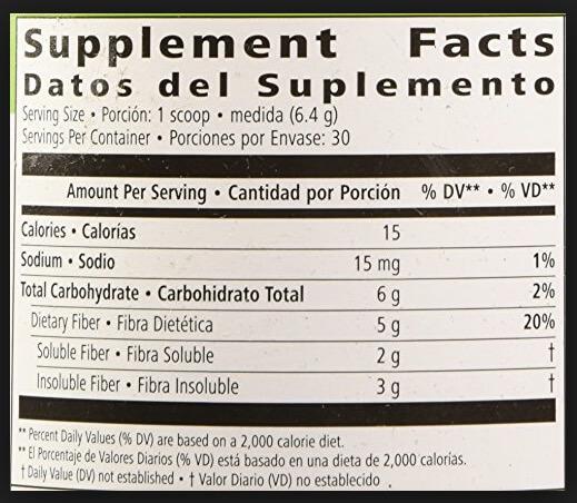 Suplemen Herbalife Mix Fiber Asli dan Murah