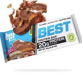 Jual BPI BEST PROTEIN BAR