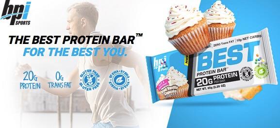 Jual BPI Protein Bar