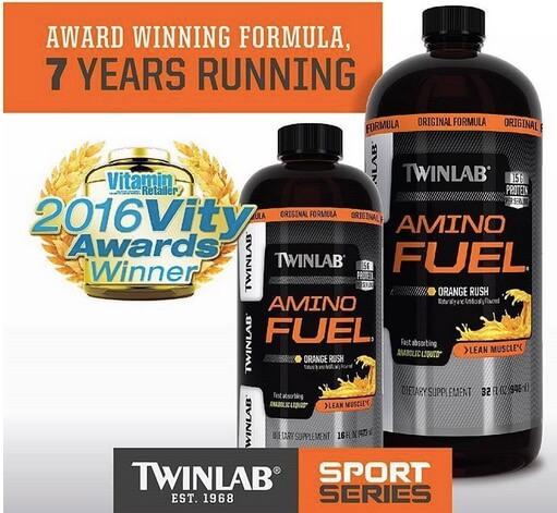Jual Twinlab Amino Fuel Liquid