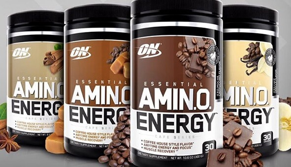 Jual on amino energy cafe series