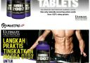 Ultimate Nutrition Amino Ketengan