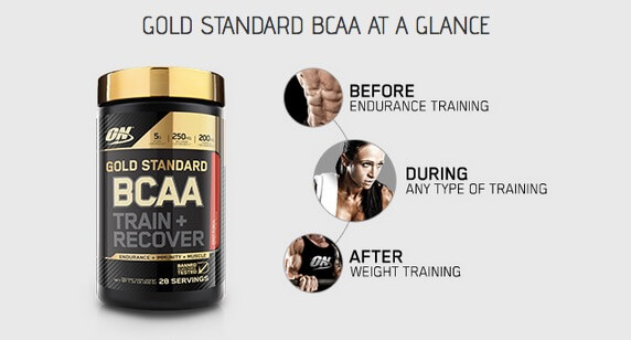Suplemen ON BCAA GOLD