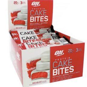 Jual Cemilan Protein Cake Bites