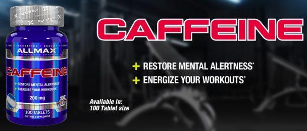 Jual Suplemen Allmax Caffeine